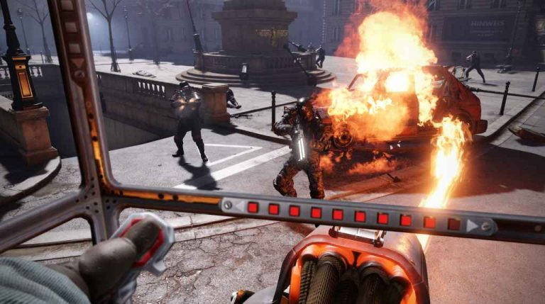 wolfenstein cyberpilot review