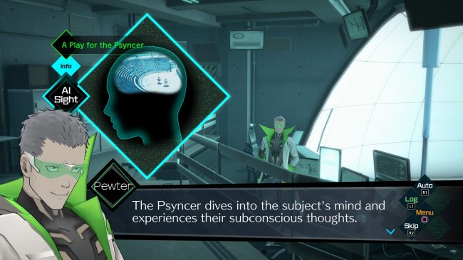 AI The Somnium Files PS4 Review