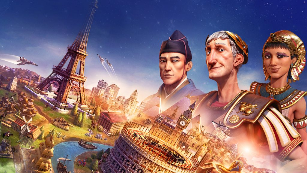 Get Ready to Dominate the World When Civilization VI Hits PS4s This Fall