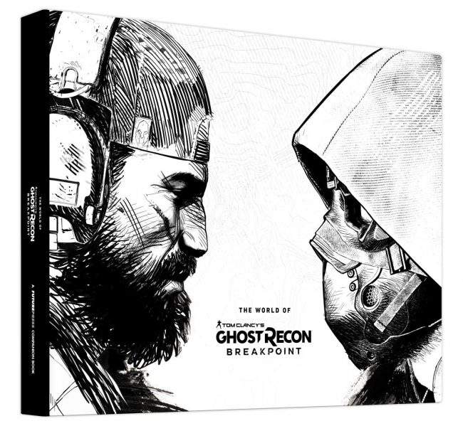ghost recon breakpoint book