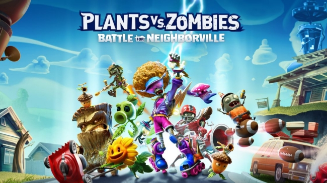 Plants vs. Zombies: Battle for Neighborville Is Available Now in Early Access