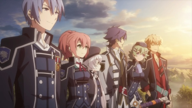 The Legend of Heroes Trails of Cold Steel 3 demo