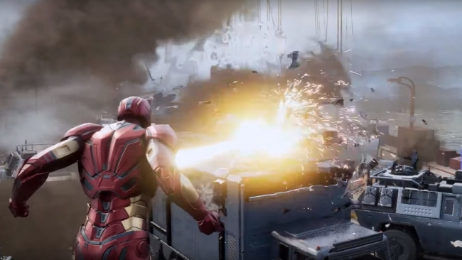 Marvel's Avengers microtransactions will be cosmetic-only additions