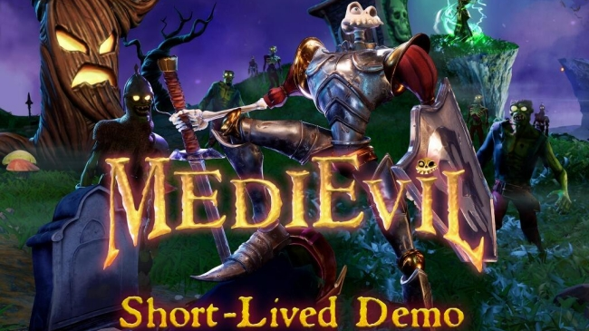 medievil remake demo