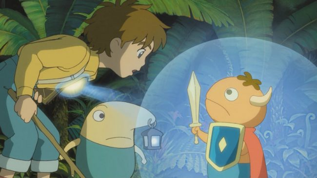 Ni no Kuni: Wrath of the White Witch Remastered ? Rose-Tinted Magic (PS4)