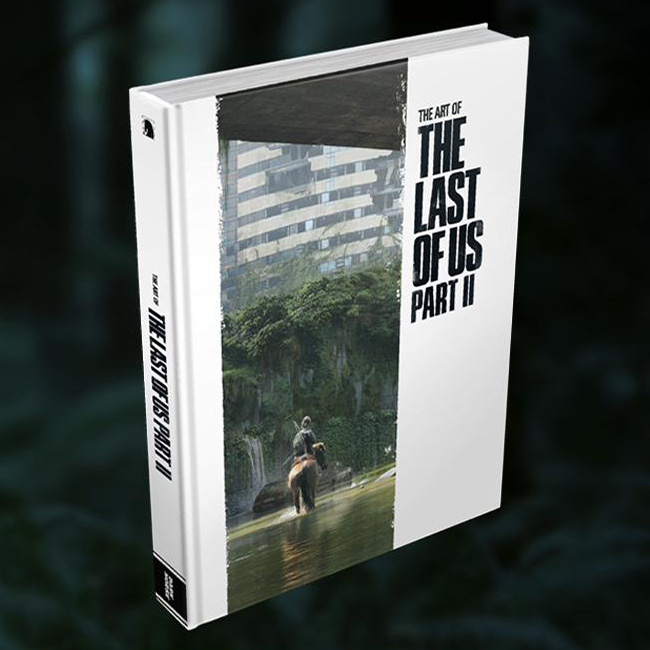 Preorders Are Officially Live for The Art of the Last of Us Part II