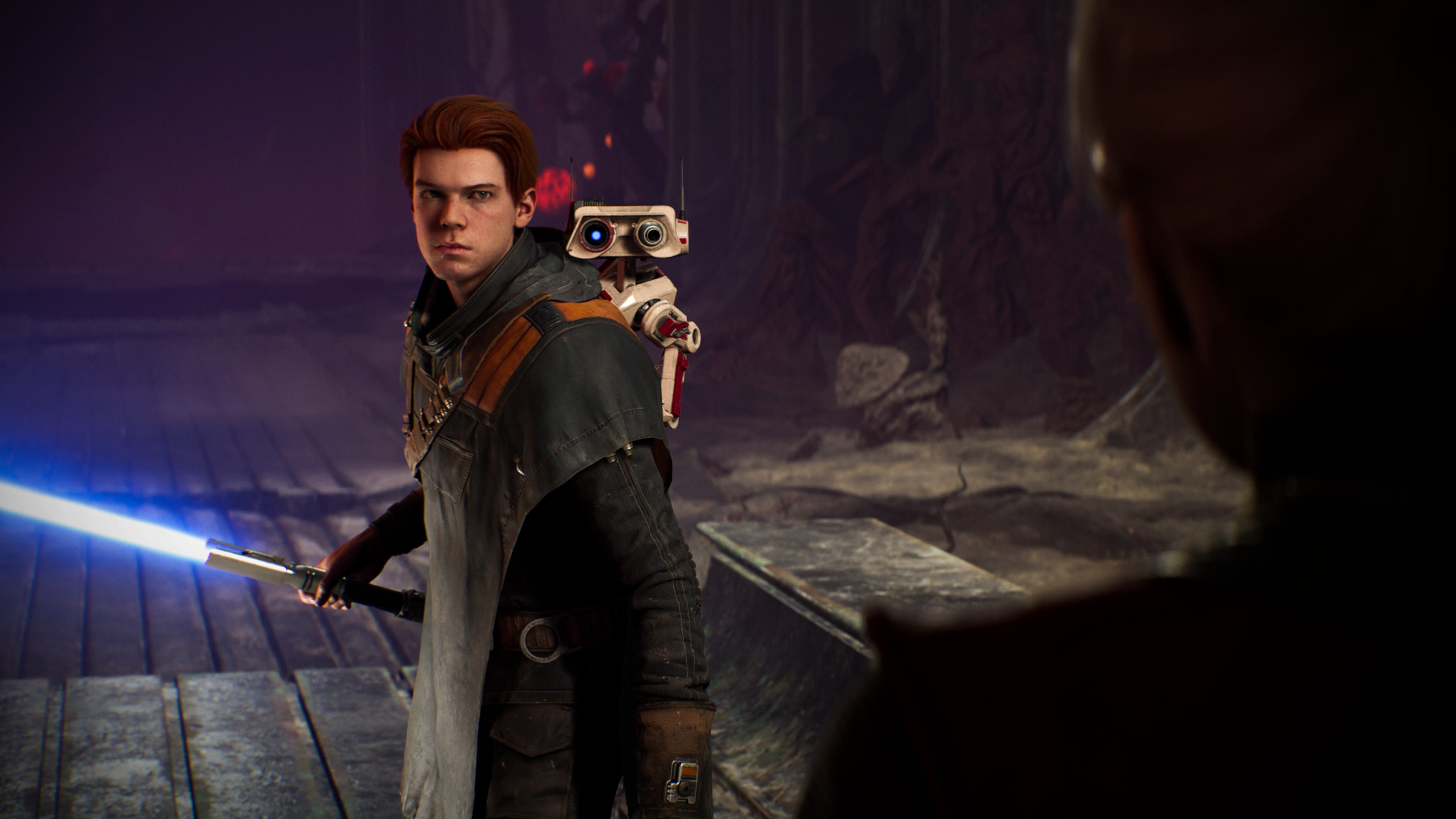 Star Wars Jedi: Fallen Order Preview – The Force is Strong With This One