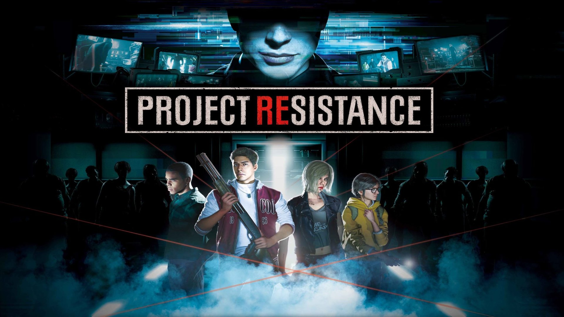 Project Resistance PS4 gameplay