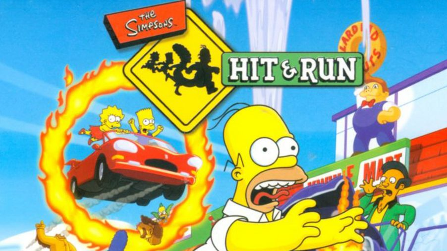 Simpsons Hit and Run Remaster