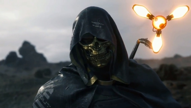 Amazon UK Gets Exclusive Variant Sleeve for Death Stranding