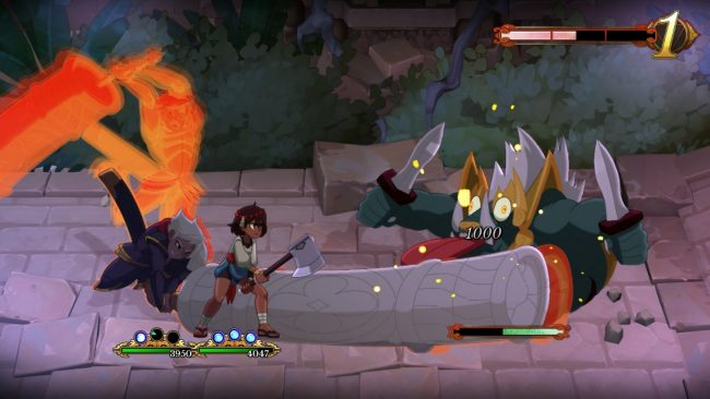 indivisible review 2