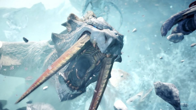 Iceborne Crossover Brings Leon Kennedy and Claire Redfield to the Hunt