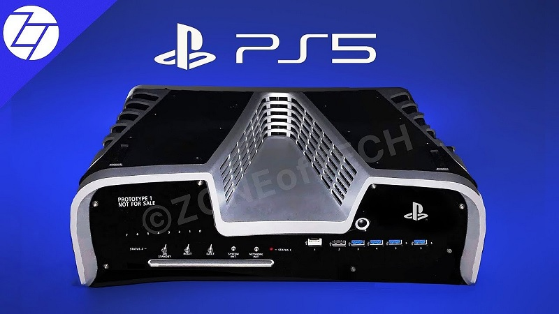First real PS5 photo leaks