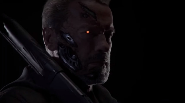 Terminator Brings a New Brand of Deadly Cyborg to Mortal Kombat 11