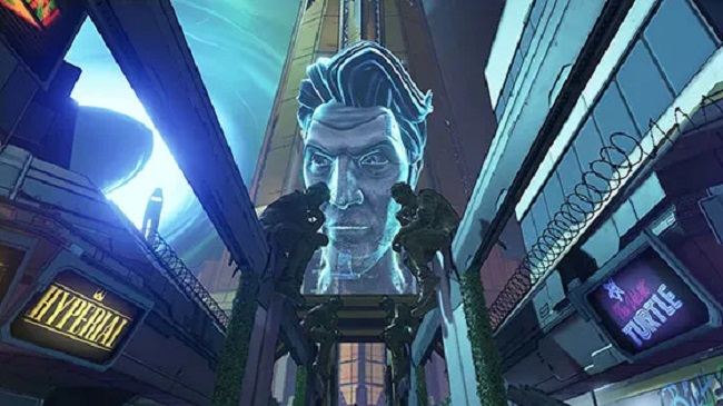 First Borderlands 3 Dlc Teases Handsome Jack Full Reveal