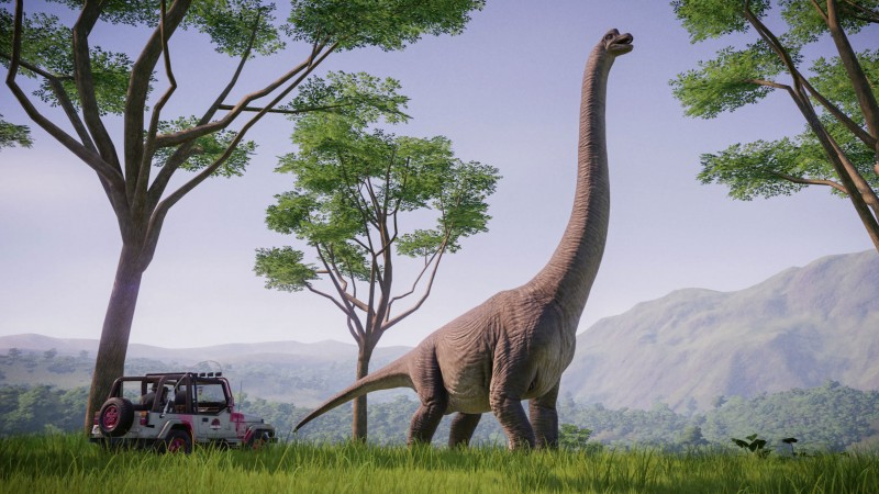 Jurassic World Evolution: Return To Jurassic Park Expansion Hits Right in the Nostalgia, Out Next Month