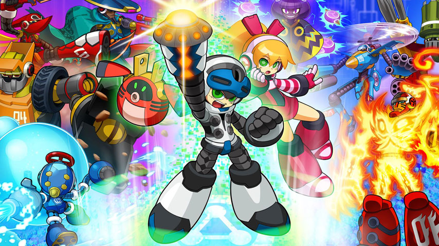 Mighty No 9 Delisted