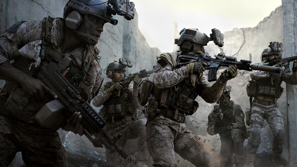 Call of Duty Modern Warfare Update
