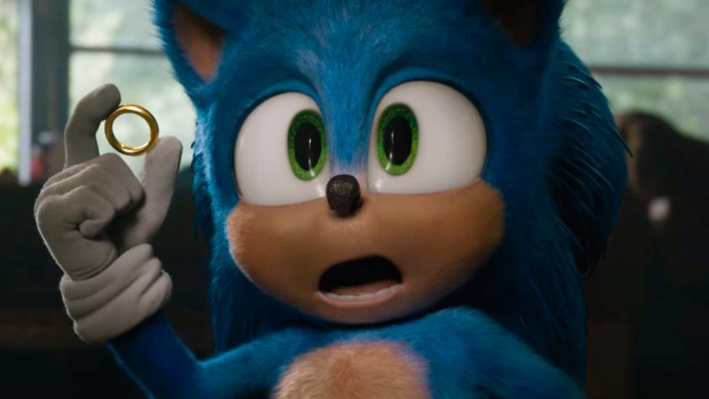 Sonic movie redesign budget
