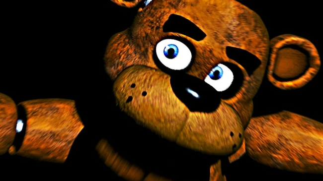 five nights at freddys console
