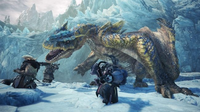 monster hunter world iceborne patch