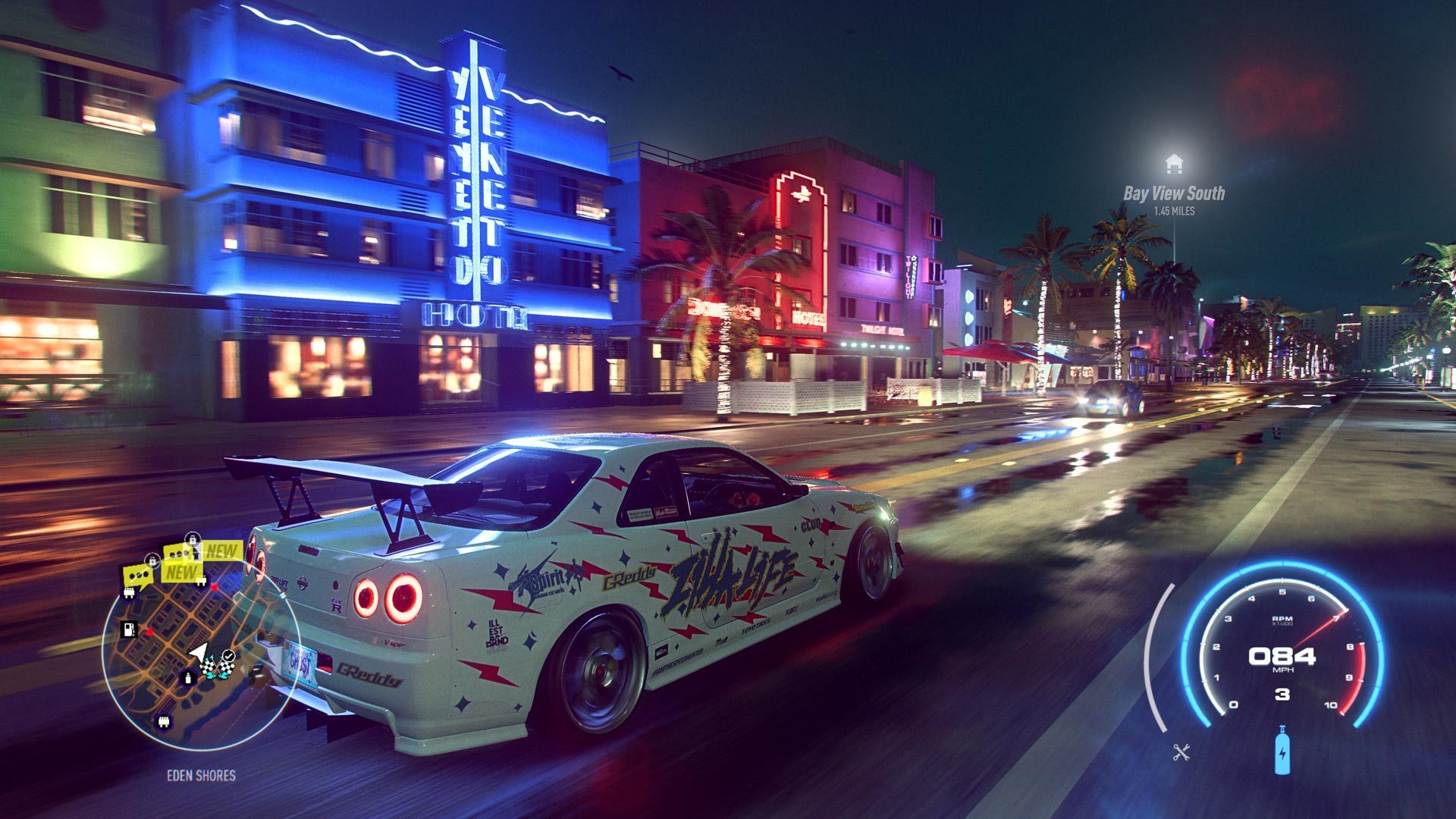 Need For Speed Heat Update 1 4 Reduces Load Times Fixes Crashes
