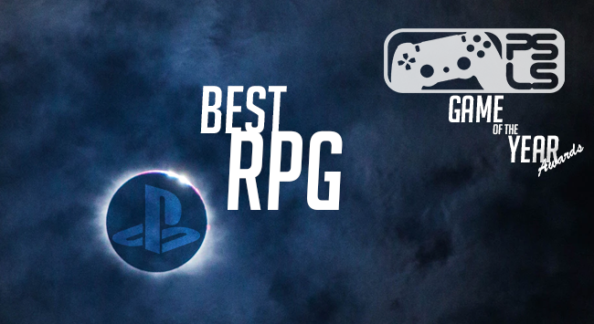 PSLS Game of the Year Awards best rpg