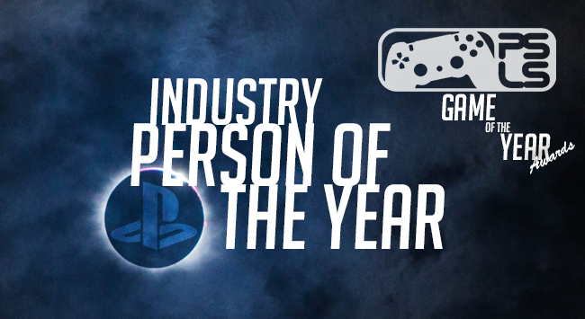 PSLS Game of the Year Awards industry person of the year