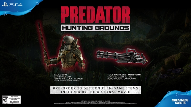 Be the Predator in April 2020 When Predator: Hunting Grounds Lands on PS4