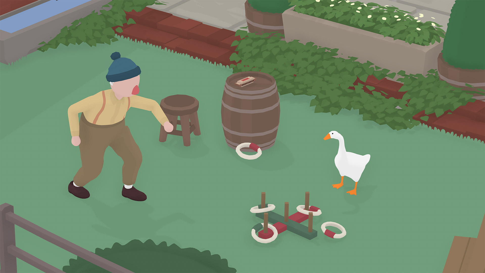 foto de Untitled Goose Game Trophies are Live and Yes, it Has a Platinum