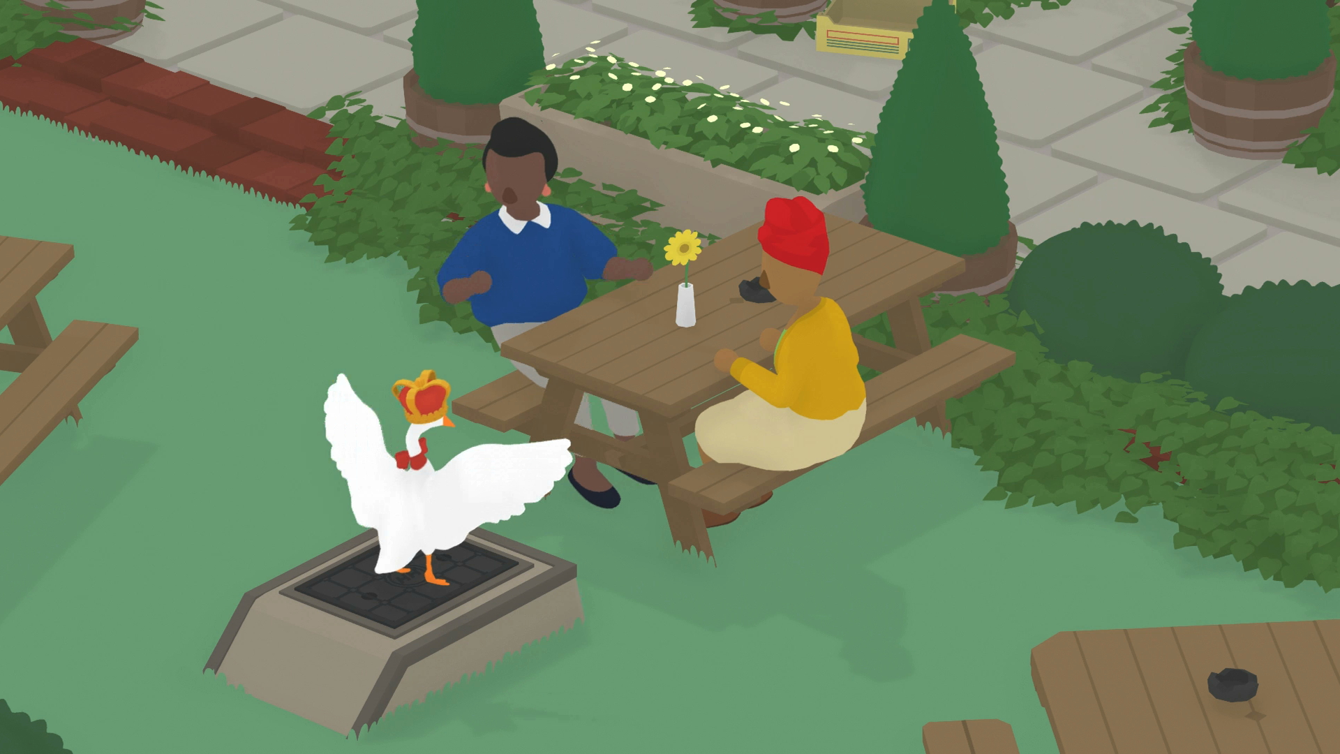 The Untitled Goose Game Is Now The Million-Selling Goose Game