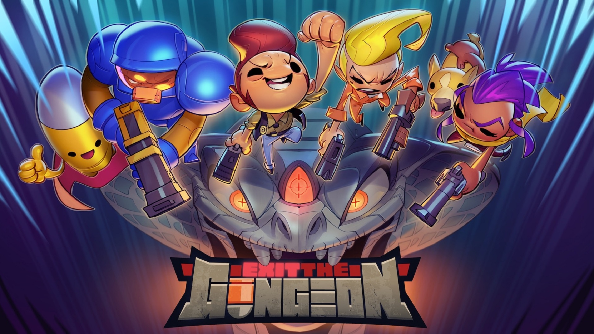 Exit the Gungeon PlayStation 4