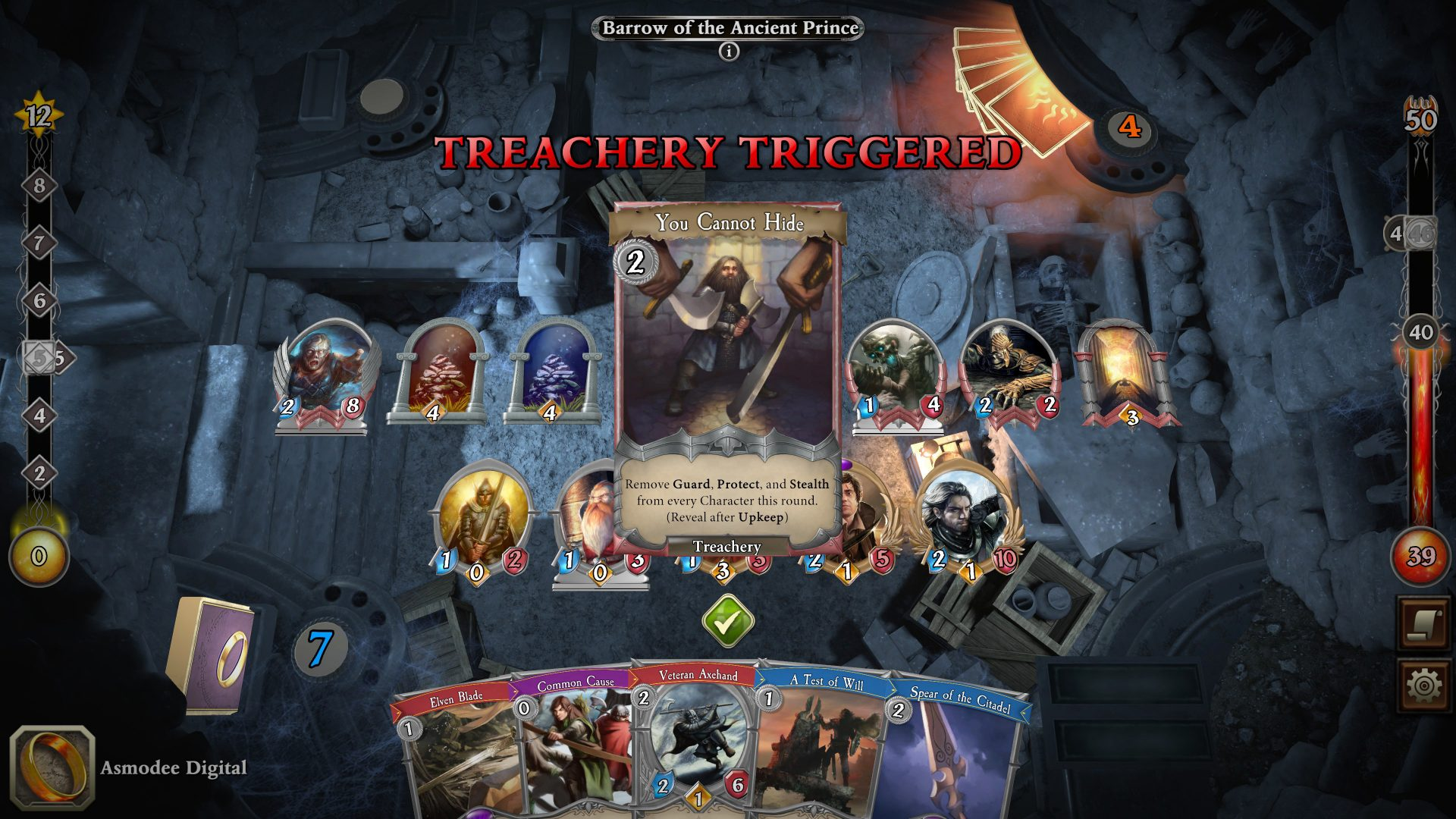 Lord Of The Rings Adventure Card Game Dev Fantasy Flight