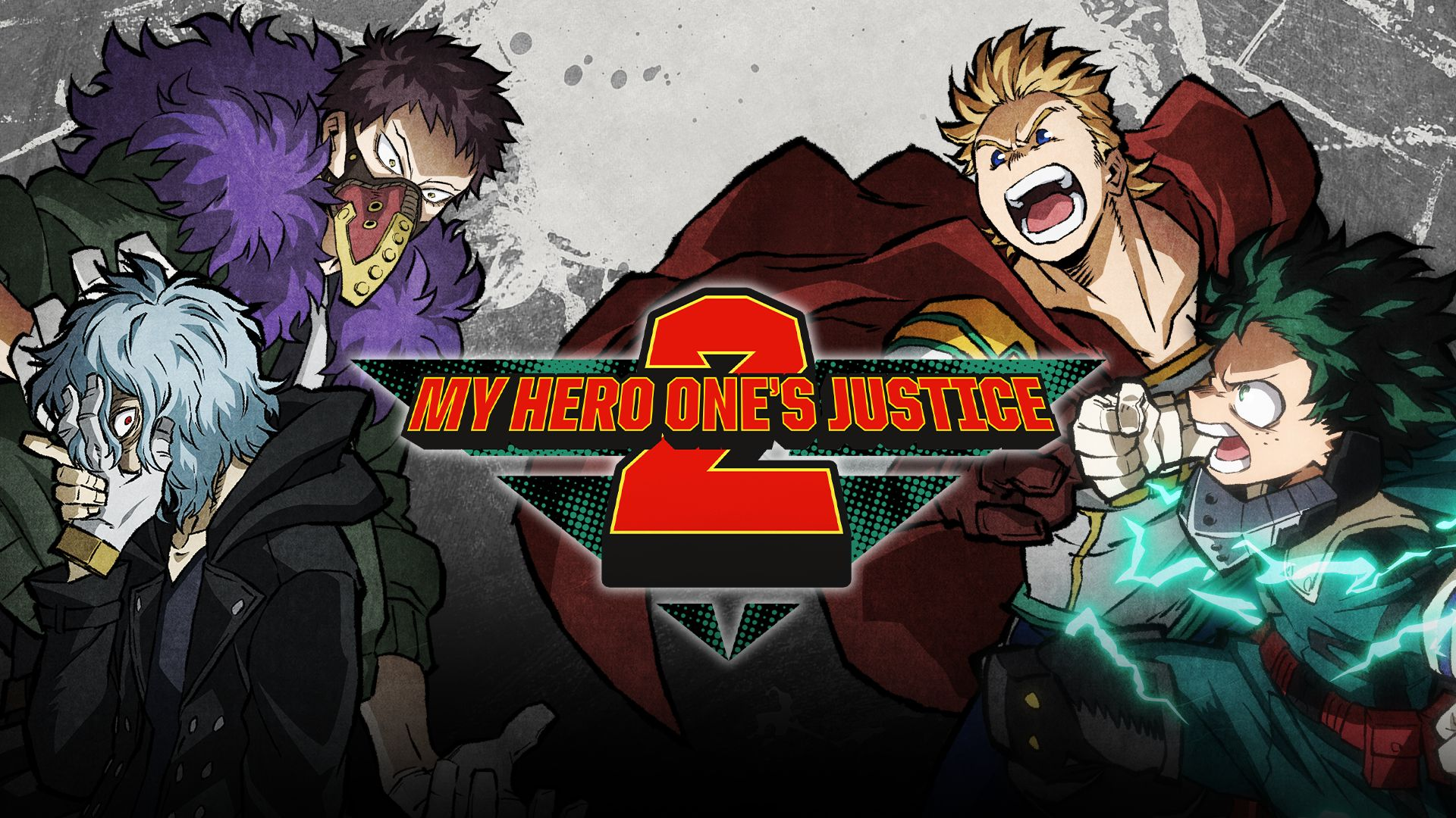 Hands On With My Hero One S Justice 2 A Satisfying Ko