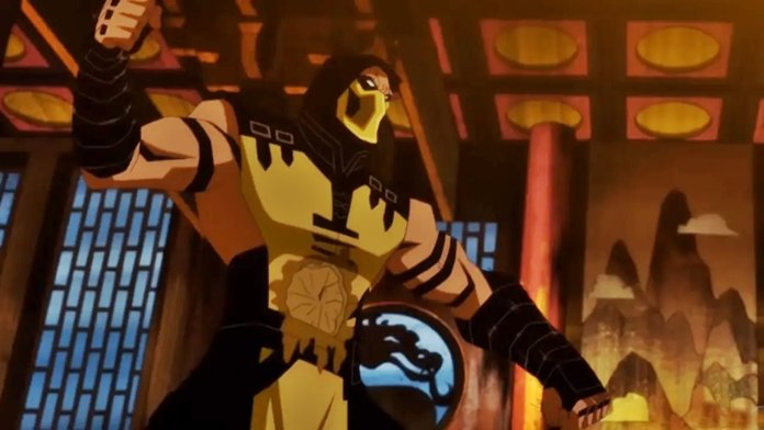 Mortal Kombat Legends Trailer Gives First Look At The Animated Movie