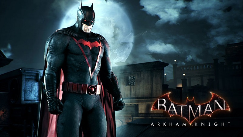 Batman: Arkham Knight Getting PS4-Exclusive Earth 2 Dark Knight Skin Almost 5 Years After Release