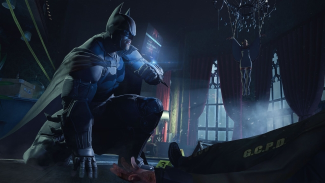 Image result for What Those Batman Game Teases Mean