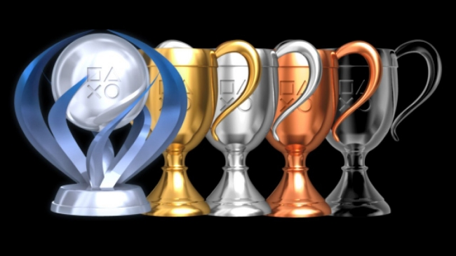 playstation trophy stats