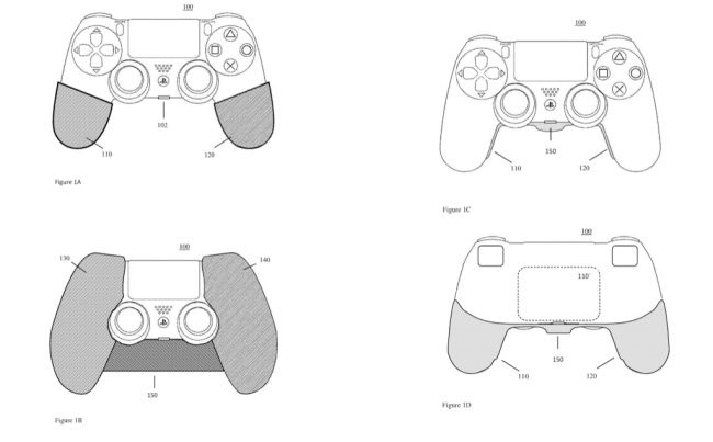 PlayStation 5 Controller Patent