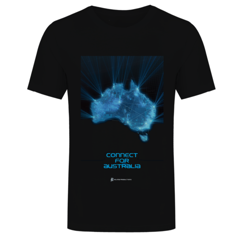 connect for australia shirt