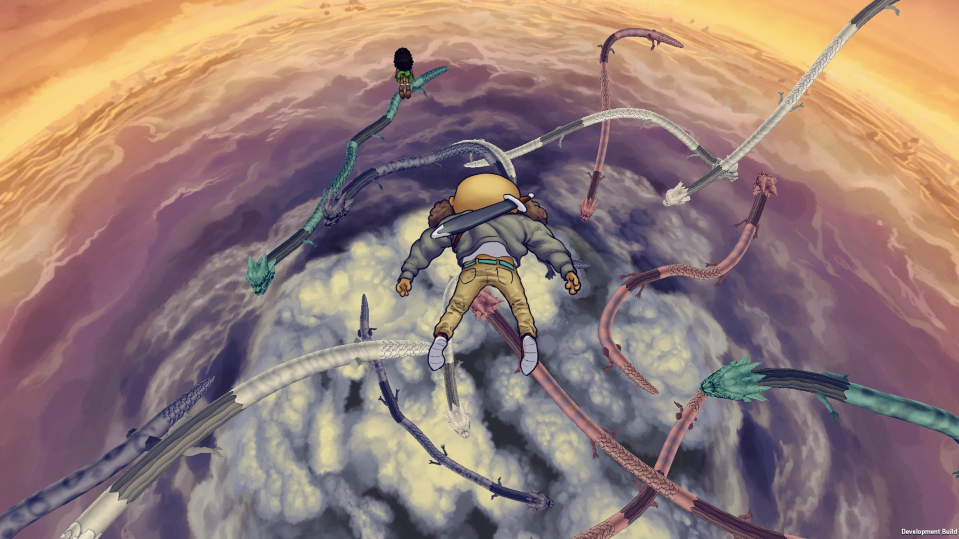EarthNight PS4 Review – How to be Zen and Kill a Dragon