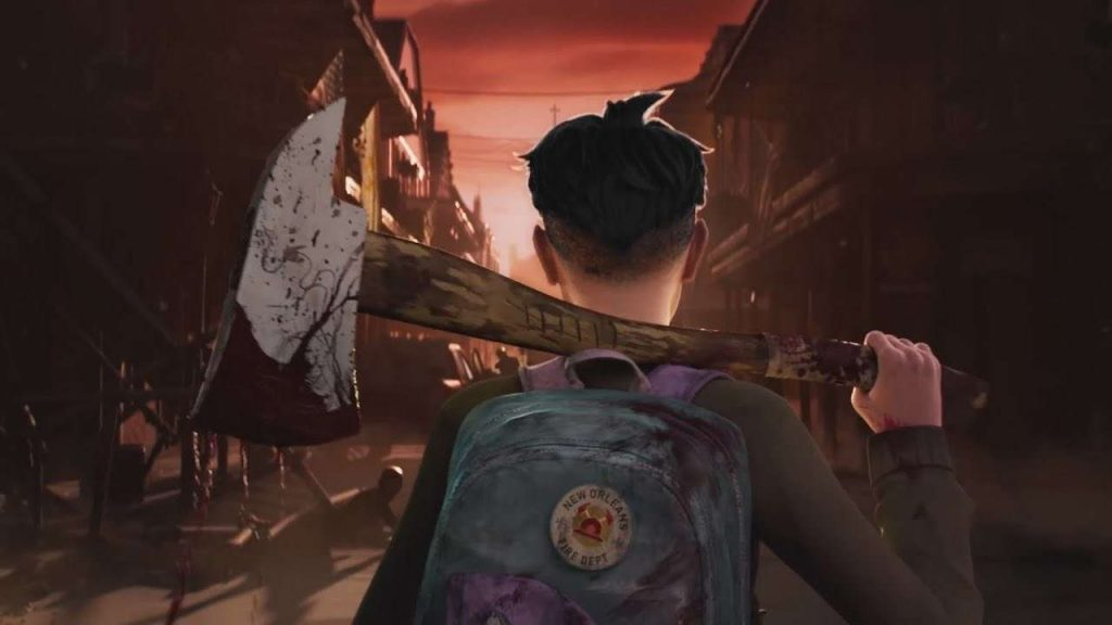 The walking dead Saints and sinners layoffs skydance