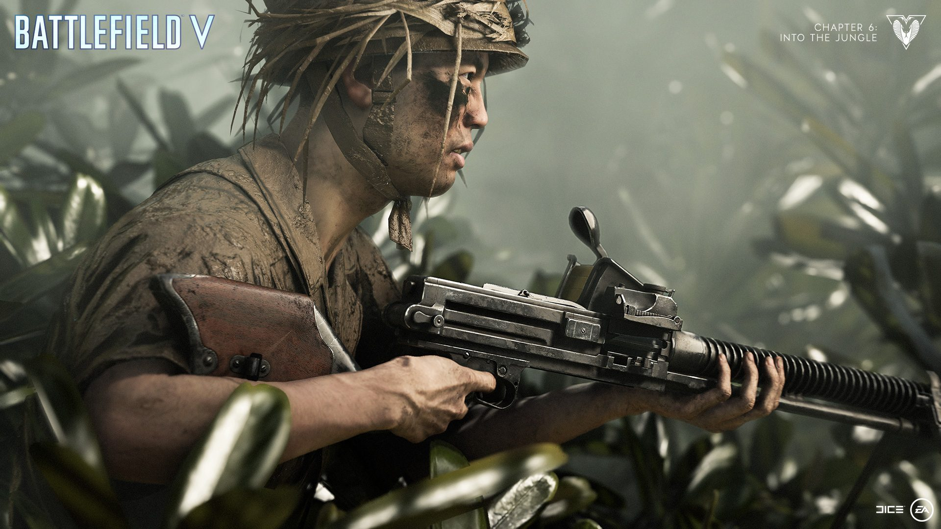 Battlefield 5 Into the Jungle