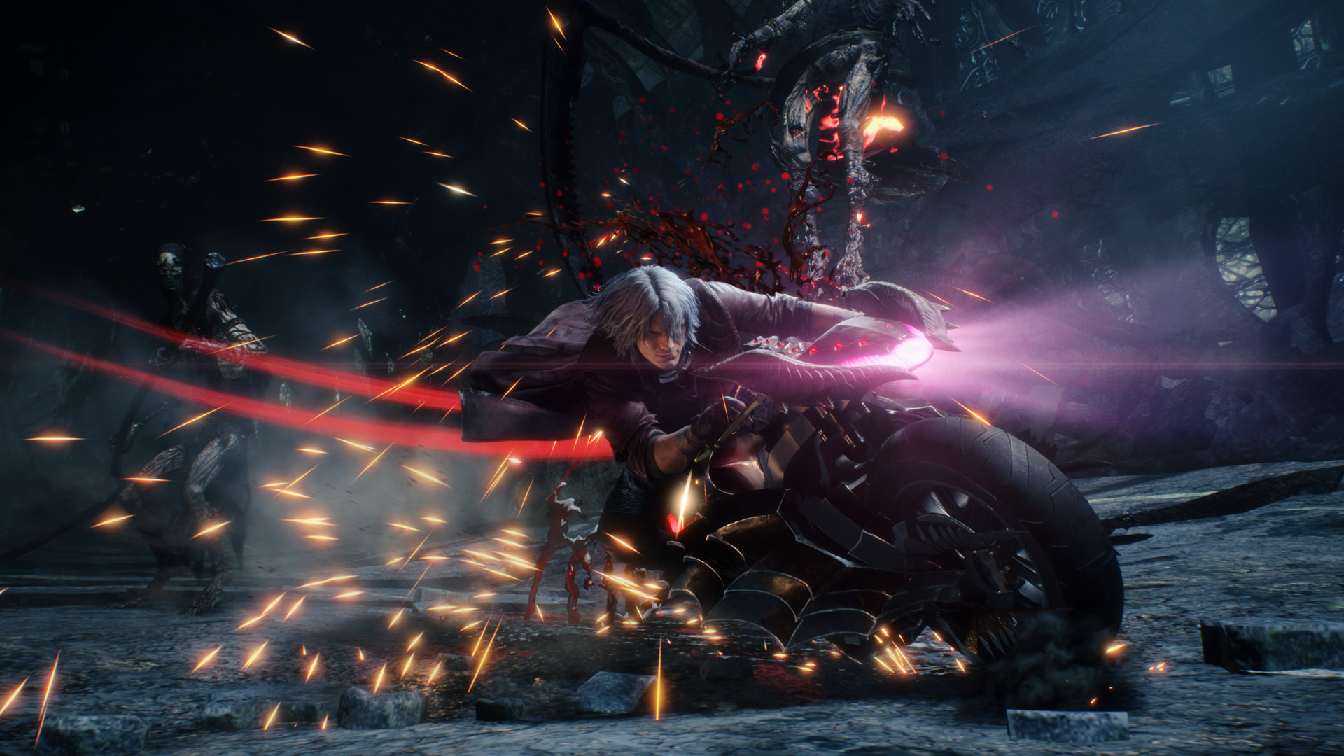 Devil May Cry 5 Sales Make It The Bestselling In Dmc Series History