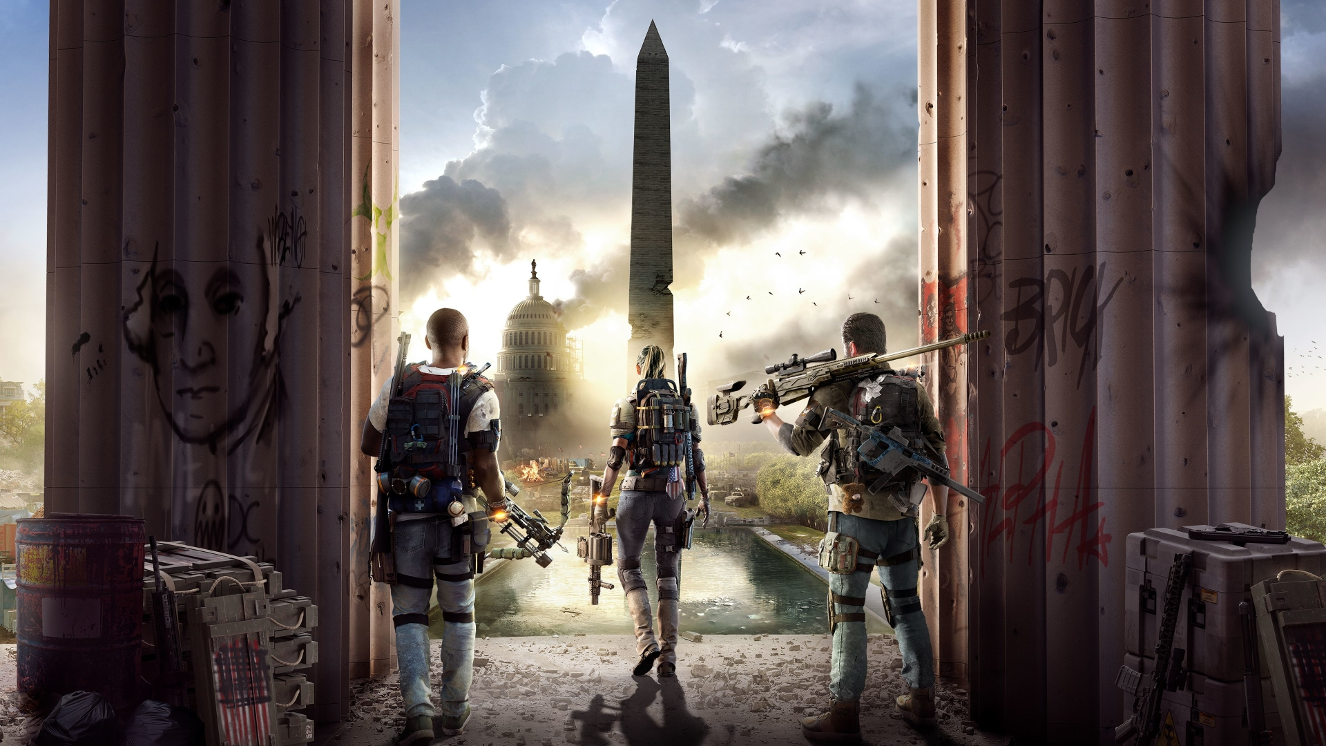The Division 2 Sale