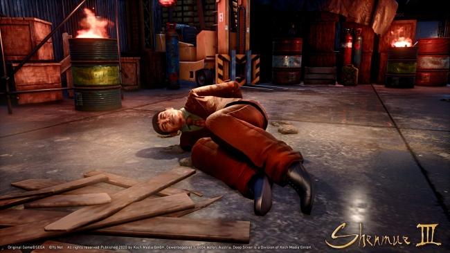 shenmue 3 dlc release date