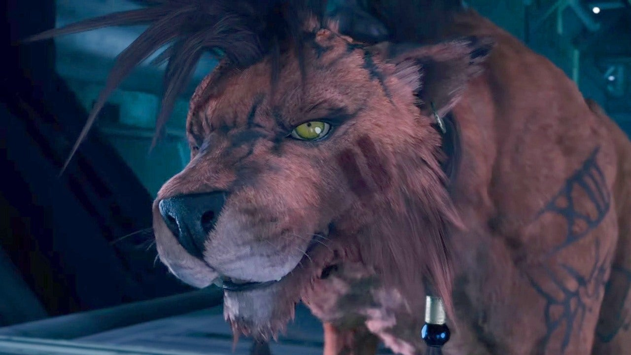 FInal fantasy 7 remake save editor red XIII playable