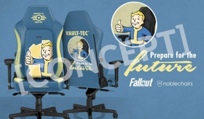 noblechairs fallout chair