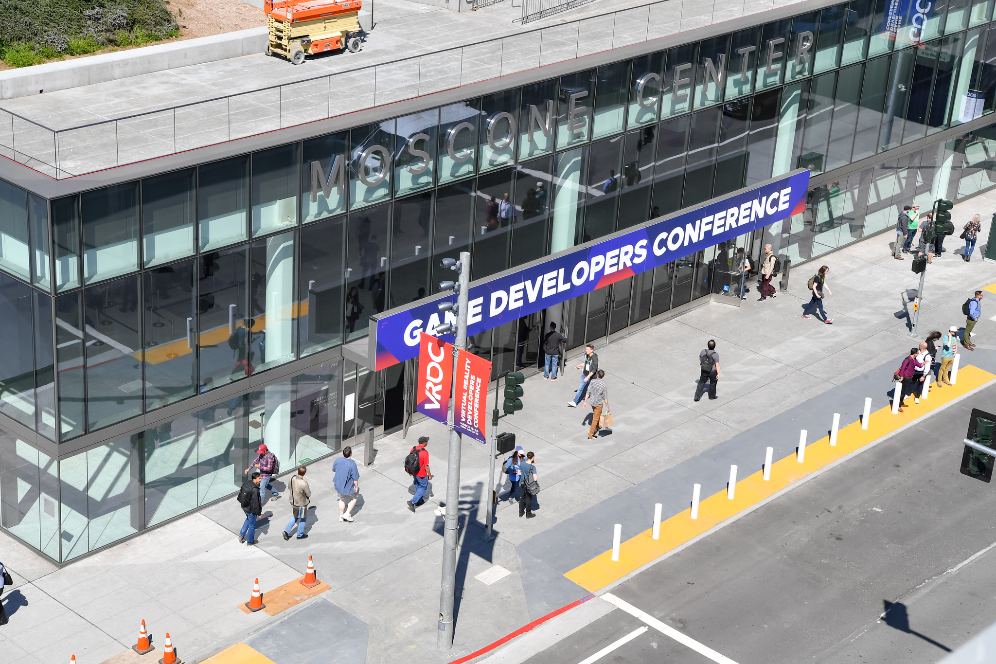 GDC Goes All-Digital This Summer