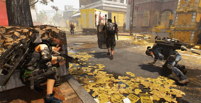 division 2 update bug fixes